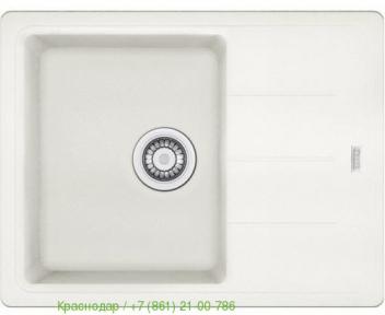 Franke BFG 611C Белая
