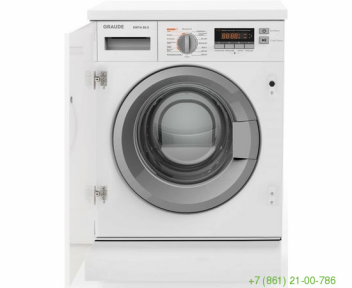 Встраиваемая стиральная машина с сушкой GRAUDE EWTA 80.0