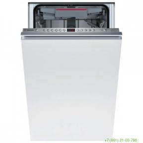 Bosch Serie 6 SPV66MX10R