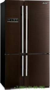 Холодильник Mitsubishi Electric MR-LR 78 G-BRW-R  (Коричневый металлик)