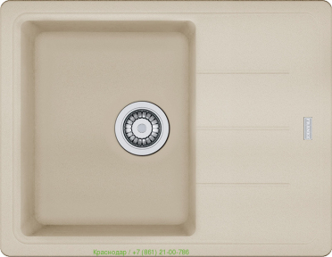 Franke BFG 611C Сахара