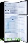 Холодильник Mitsubishi Electric MR-FR 62 K-SB-R (Черный металлик)